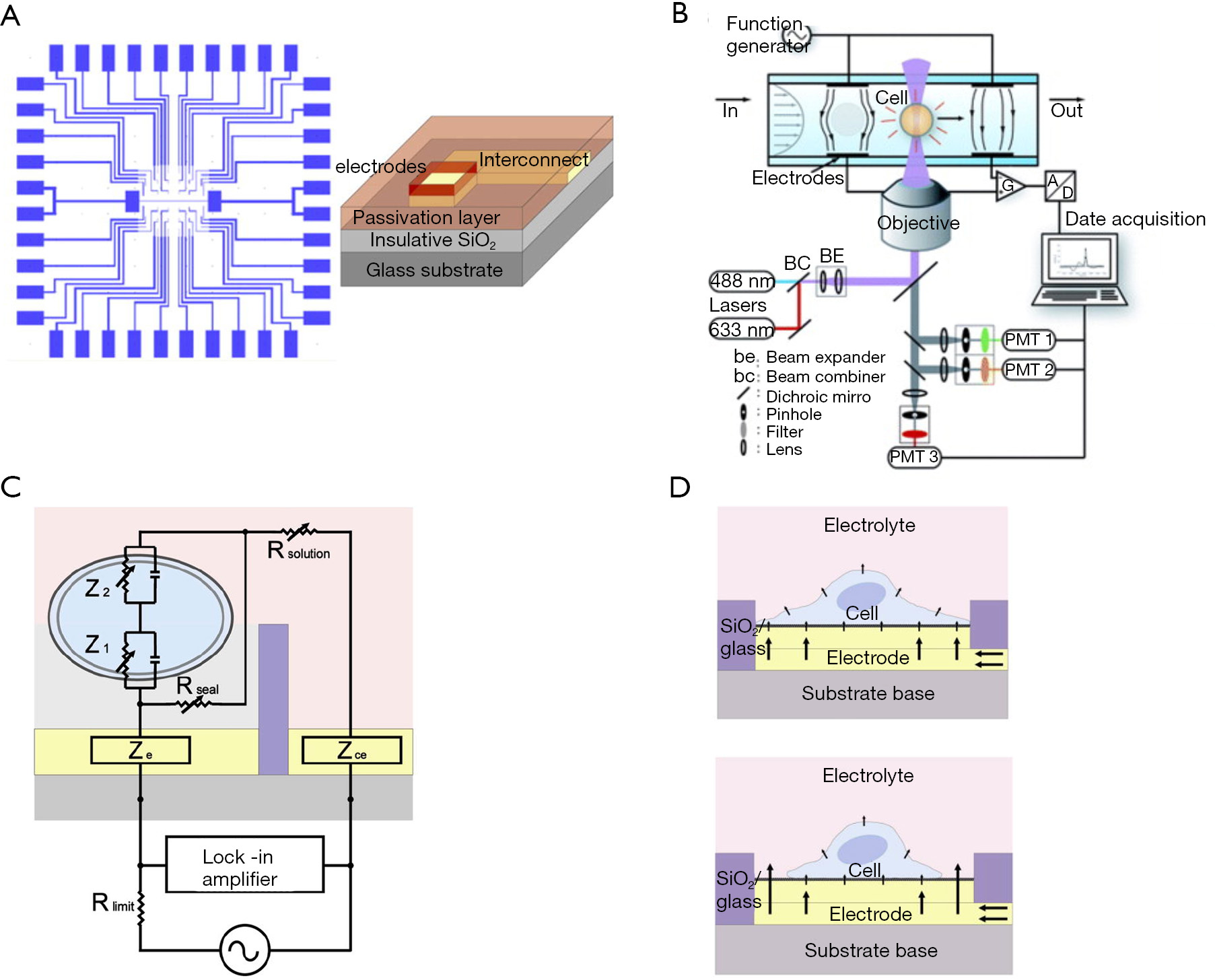 Organs-on-chip monitoring: sensors and other strategies - Kilic